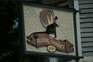September 21 2014 - The Flying Monkey