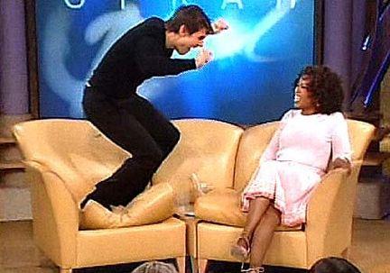 Tom Cruise on Oprah