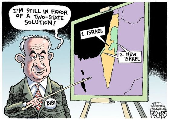 Two-State Solution